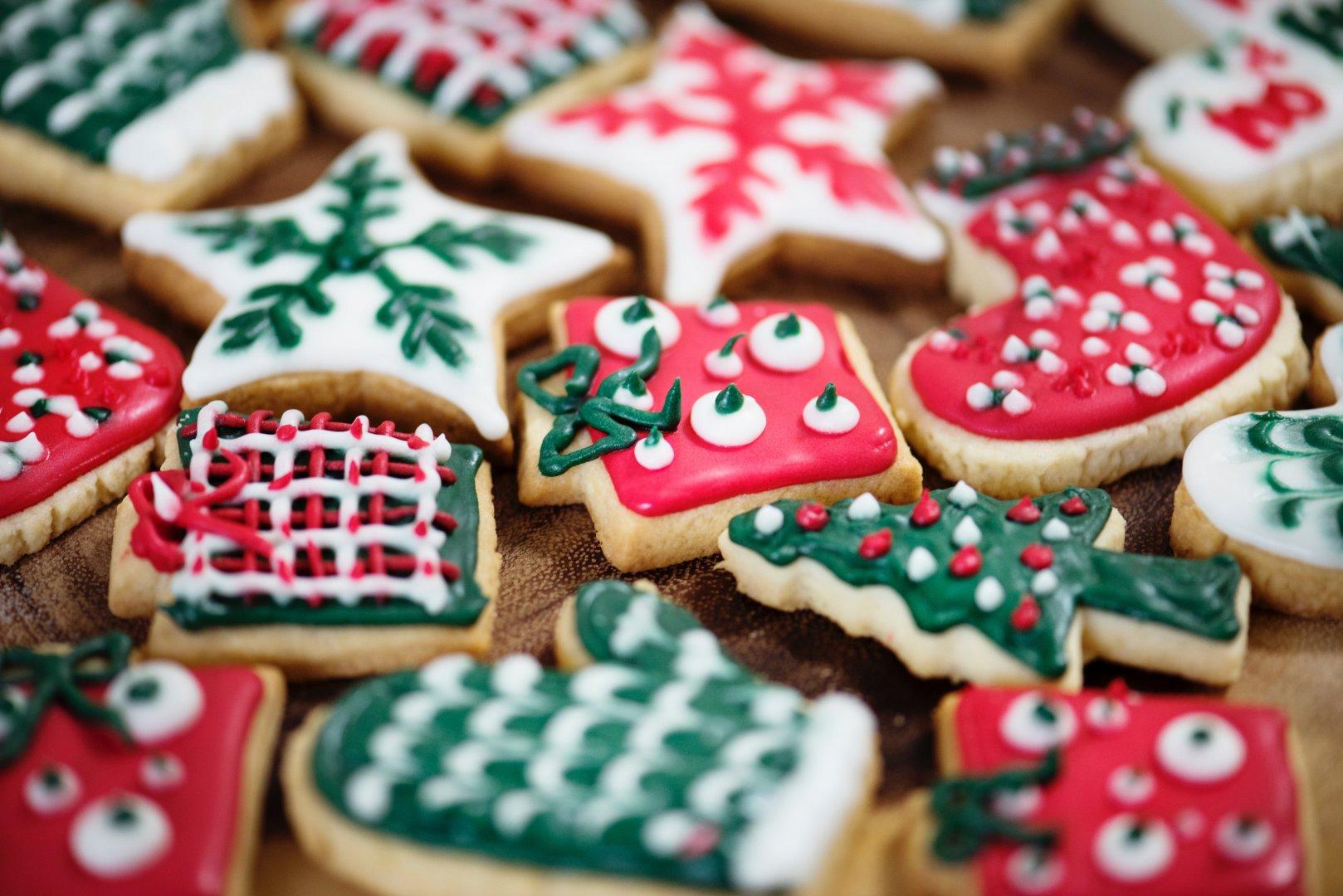 Afbeelding bij de blog Bang voor beruchte kerstkilo's?